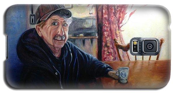Uncle Harold, Maquoketa, Iowa Galaxy S5 Case