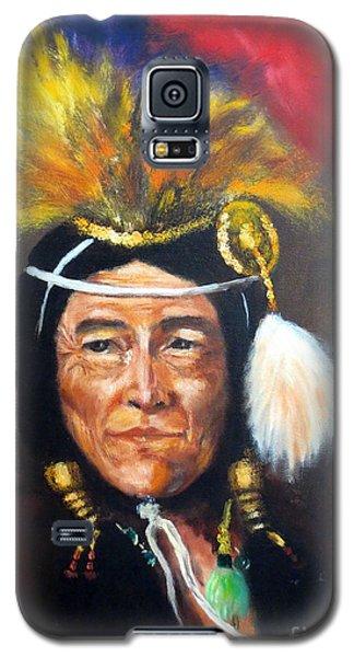 Uncle Joe Galaxy S5 Case