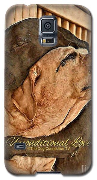 Unconditional Love Galaxy S5 Case