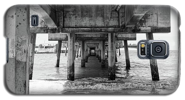 Under Belmont Veterans Memorial Pier Galaxy S5 Case