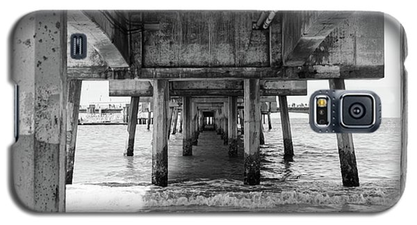 Under Belmont Veterans Memorial Pier Galaxy S5 Case