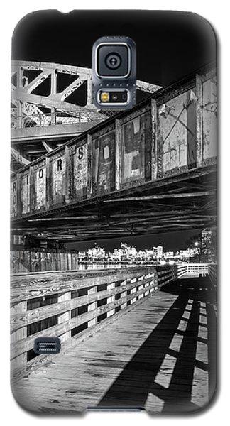 Under Boston University Bridge Galaxy S5 Case