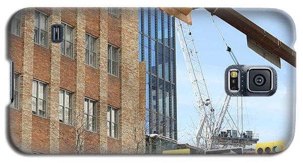 Under Construction Galaxy S5 Case
