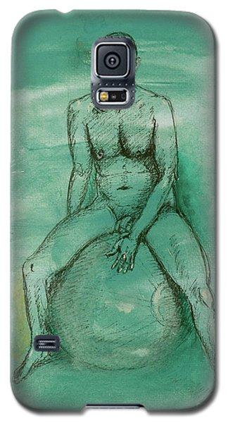 Under Pressure Galaxy S5 Case by Paul McKey