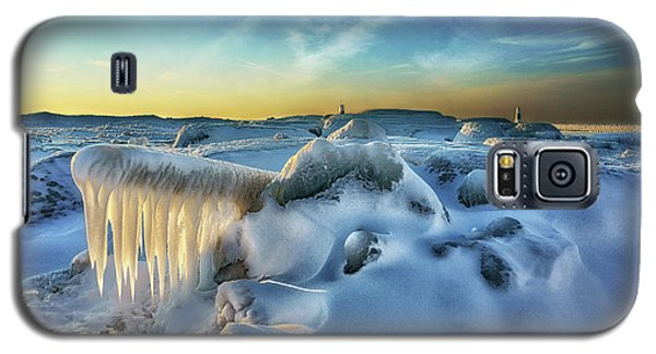 Under Siege  Galaxy S5 Case by Kathi Mirto
