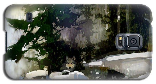 Under Surveillance Galaxy S5 Case