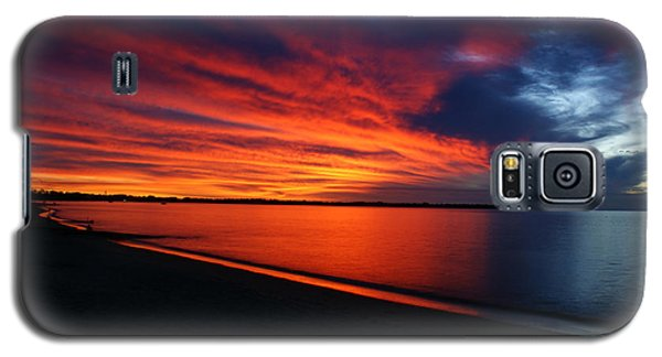 Under The Blood Red Sky Galaxy S5 Case