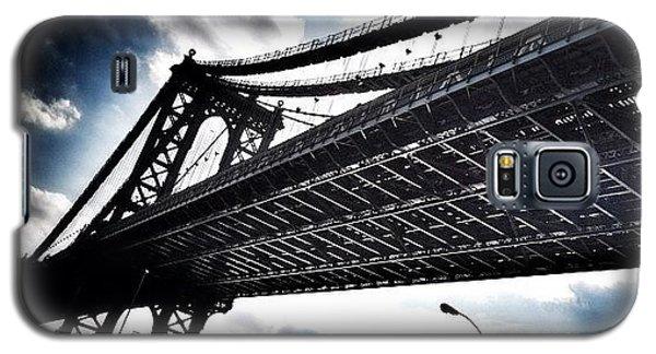 Under The Bridge Galaxy S5 Case by Christopher Leon