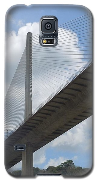 Under The Bridge Through Panama Galaxy S5 Case