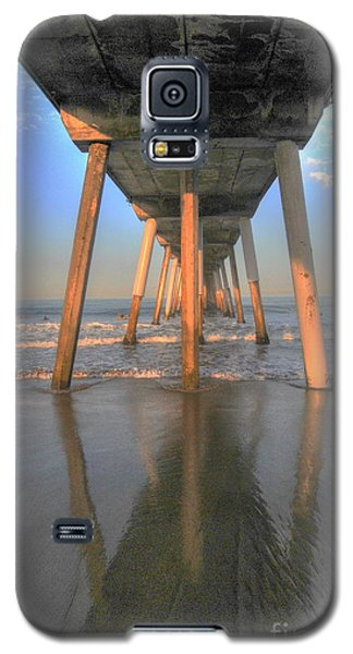 Under The Hermosa Pier Galaxy S5 Case