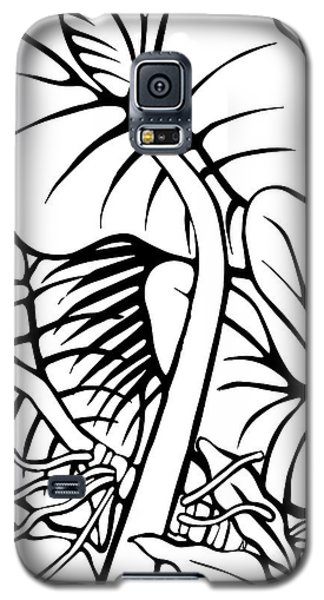 Under The Night Leaves Galaxy S5 Case