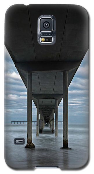 Under The Ocean Beach Pier San Diego Early Morning Galaxy S5 Case