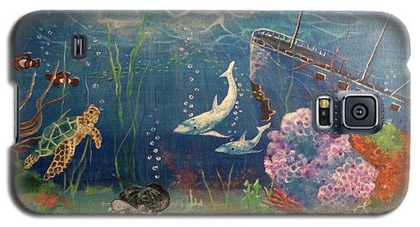 Under The Sea Galaxy S5 Case