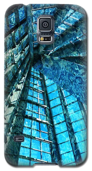 Under The Sea Dwelling Abstract Galaxy S5 Case