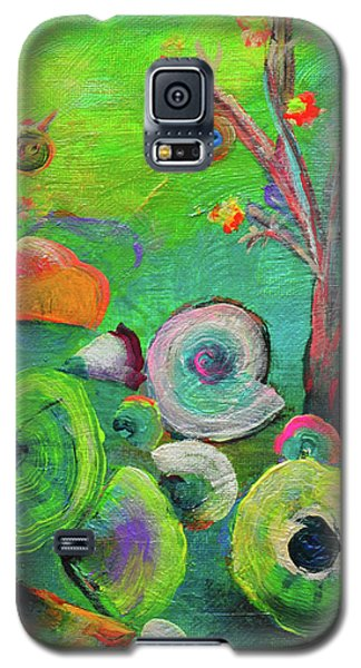 under the sea  - Orig painting for sale Galaxy S5 Case