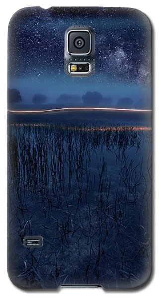 Under The Shadows Galaxy S5 Case by Jorge Maia