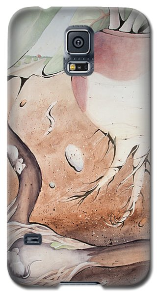 Under The Turnip Galaxy S5 Case