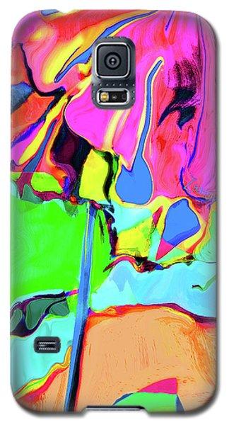 Under The Umbrella No. 3 Galaxy S5 Case