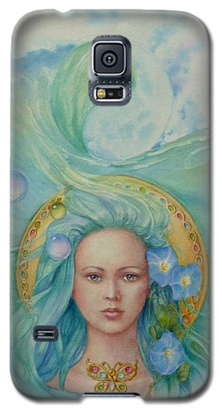 Under The Waves Galaxy S5 Case