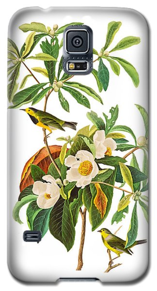 Galaxy S5 Case featuring the photograph Undercover by Munir Alawi