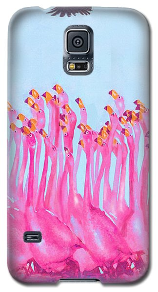 Underdressed Galaxy S5 Case by Jane Schnetlage
