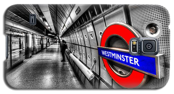 Underground London Galaxy S5 Case by David Pyatt
