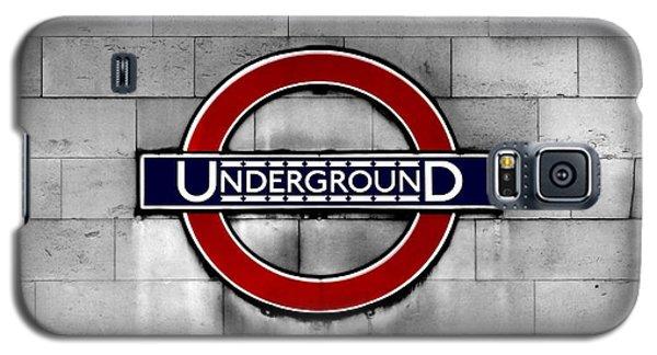 Underground Galaxy S5 Case by Mark Rogan