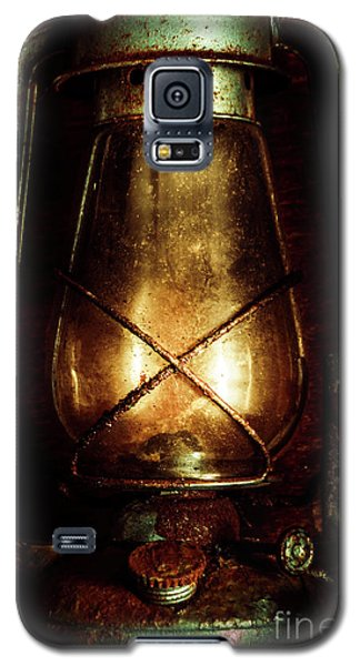 Underground Mining Lamp  Galaxy S5 Case