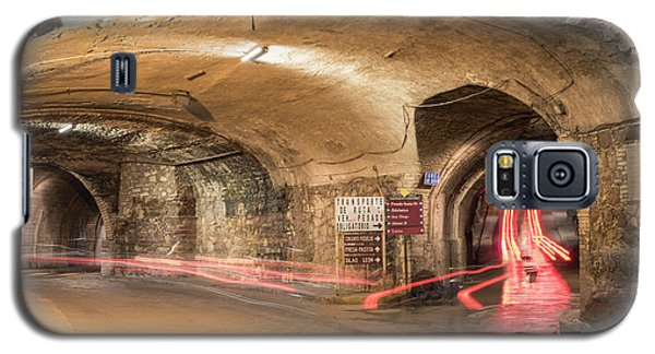 Underground Tunnels In Guanajuato, Mexico Galaxy S5 Case by Juli Scalzi