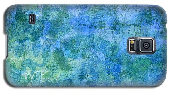 Undersea Galaxy S5 Case by Holly York