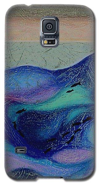 Undersea Movement Galaxy S5 Case