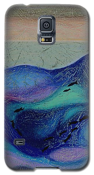 Undersea Movement Galaxy S5 Case