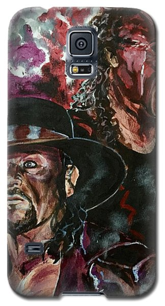 Undertaker And Kane Galaxy S5 Case