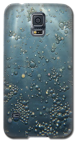 Underwater Bubbles Galaxy S5 Case