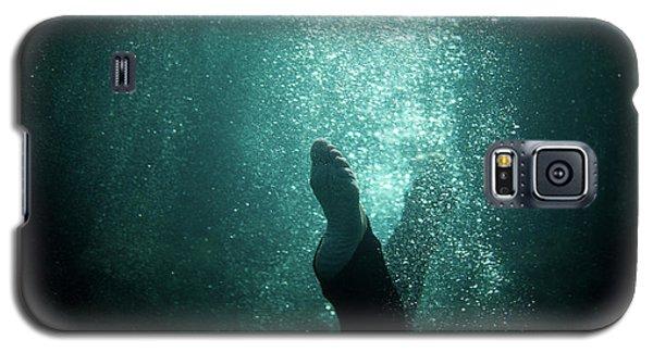 Underwater Foot Galaxy S5 Case
