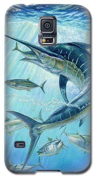 Underwater Hunting Galaxy S5 Case