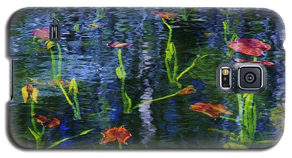 Underwater Lilies Galaxy S5 Case