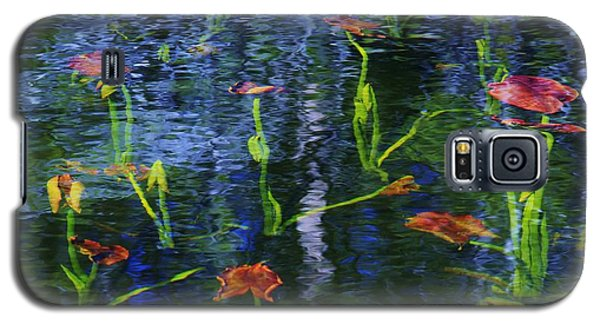 Underwater Lilies Galaxy S5 Case