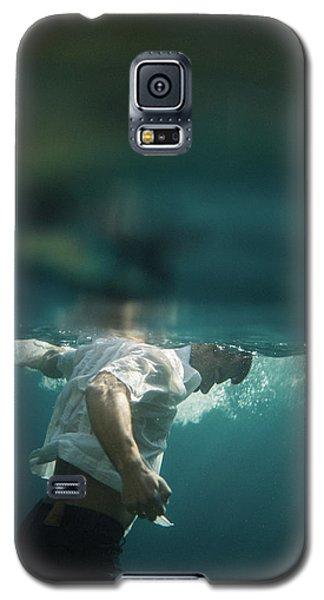 Underwater Man Galaxy S5 Case