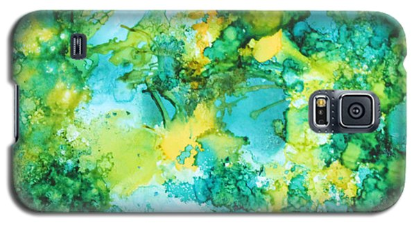 Underwater Map Galaxy S5 Case