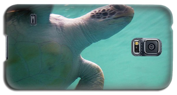 Underwater Race Galaxy S5 Case