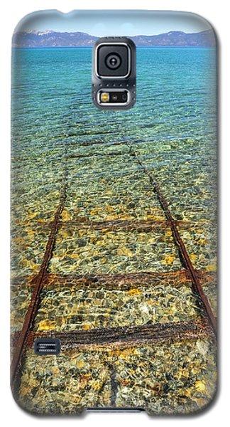 Underwater Railroad Galaxy S5 Case