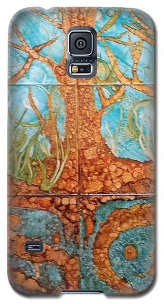 Underwater Trees Galaxy S5 Case