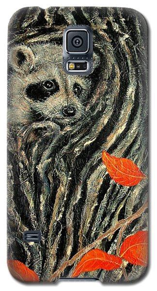 Unexpected Visitor Galaxy S5 Case by Susan DeLain