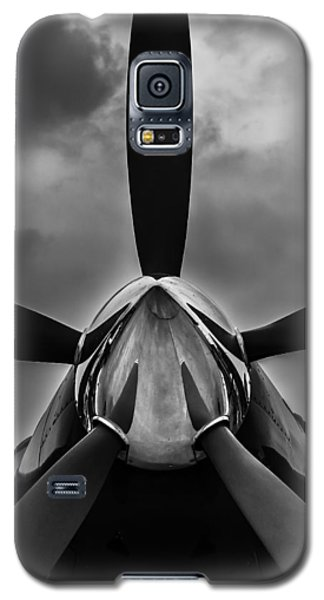 Galaxy S5 Case featuring the photograph Unflyable Weather by Alexander Senin