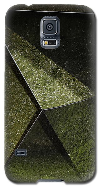 Galaxy S5 Case featuring the photograph Unfolded View Of Spinning Galaxy by Viktor Savchenko
