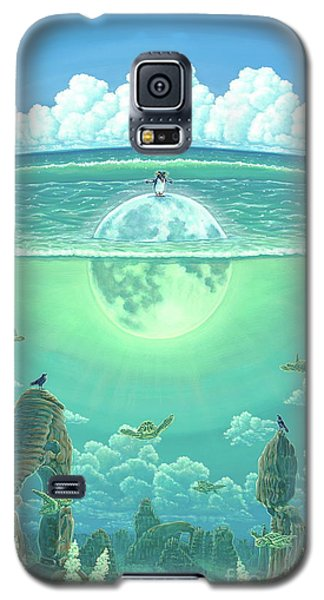 Unforeseeable Future Galaxy S5 Case