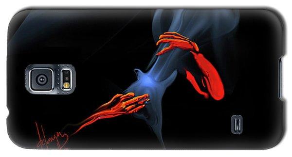 Unholy Smoke Galaxy S5 Case