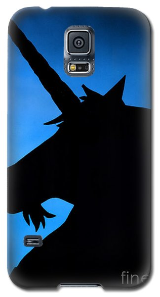 Galaxy S5 Case featuring the photograph Unicorn by Craig B