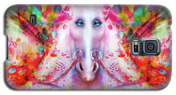 Unicorn Fairy Galaxy S5 Case